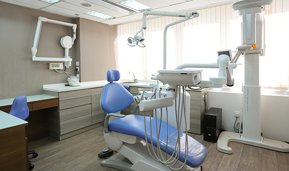 Two Treatment Rooms